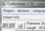 Cuttermaran 1.70 poster