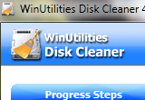 WinUtilities Disk Cleaner 4.3 poster