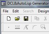 DCL&Lisp Generator Lite 2.1g poster