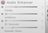 DFX Audio Enhancer for DivX Player 10 poster