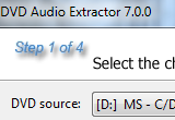 DVD Audio Extractor 7.2.0 poster