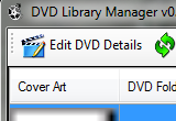 DVD Library Manager 0.8.0.11 poster