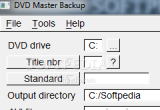 DVD Master Backup 0.3.7 poster