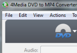 4Media DVD to MP4 Converter 6.0.3 Build 0504 poster