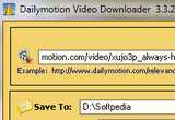 Dailymotion Video Downloader 3.3.6.0 poster