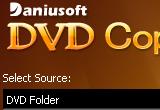 Daniusoft DVD Copy 1.1.26.17 poster