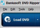 Daniusoft DVD Ripper 2.3.5 poster