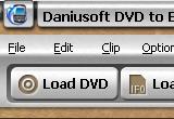 Daniusoft DVD to BlackBerry Converter 2.1.0.12 poster