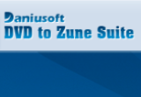 Daniusoft DVD to Zune Suite 2.1.0.41 poster