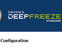 Deep Freeze Standard 8.10.060.4579 poster