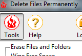 Delete Files Permanently 6.0 poster