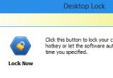 Desktop Lock 7.3.3 poster