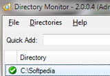 Directory Monitor 2.9.7.1 poster