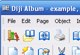 Diji Album Editor 7.0 poster