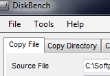 Disk Bench 2.6.2.1 poster