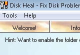 Disk Heal 1.48 poster
