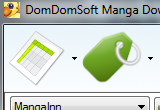 DomDomSoft Manga Downloader 5.3 poster