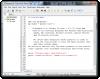 DzSoft Perl Editor 5.8.9.6 image 0