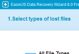 EASEUS Data Recovery Wizard Free 8.0.0 poster