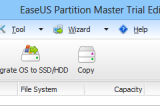 EASEUS Partition Master Server 10.0 poster