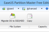 EASEUS Partition Master Free Edition 10.1 poster