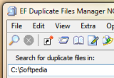 EF Duplicate Files Manager 7.00 poster