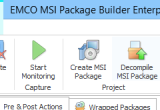 EMCO MSI Package Builder Enterprise 5.2.1.2506 poster