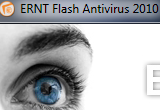 ERNT Flash Antivirus 2010 4.3.2.12 poster
