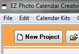 EZ Photo Calendar Creator 5.41 Build Date: 3-7-07 poster