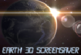 Earth 3D Space Survey Screensaver 1.0 poster