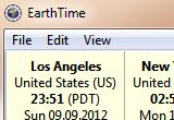 EarthTime 4.5.14 poster