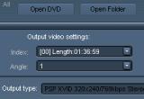 Easiestutils DVD to PSP converter 4.9.0.65 poster