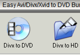 Easy Avi/Divx/Xvid to DVD Burner 2.9.11 poster