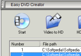 Easy DVD Creator 2.5.11 poster
