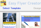 Easy Flyer Creator 3.0 poster