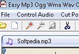 Easy Mp3 Ogg Wma Cutter 1.81 poster