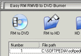 Easy RM RMVB to DVD Burner 1.6.28 poster