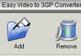 Easy Video to 3GP Converter 1.5.20 poster