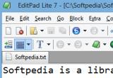 EditPad Lite 7.3.4 poster