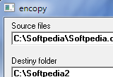 Encopy 6.01 Alpha / 5.26 poster
