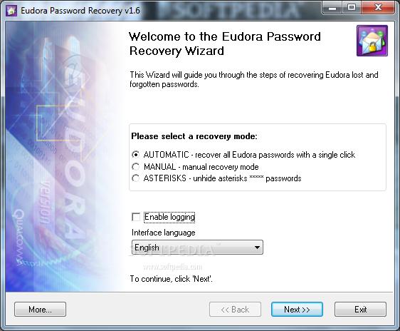 Скачать Network Password Recovery Wizard бесплатно 3.67Mb.