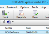 Express Scribe Pro 5.69 poster