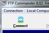 FTP Commander 8.03 poster