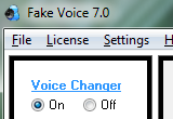 Fake Voice 7.0 poster