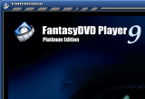 FantasyDVD Player Platinum 9.59 poster