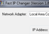 Fast IP Changer 1.8 Beta 4 / 1.7 poster