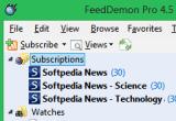 FeedDemon Pro 4.5.0.0 poster
