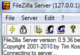 FileZilla Server 0.9.46 Beta poster