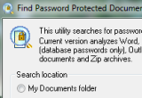 Find Password Protected Documents 7.0 Build 387 poster