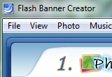 Flash Banner Creator 2.1 poster